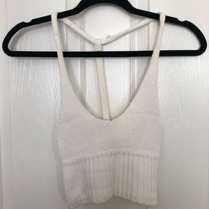 urban outfitters knit tank